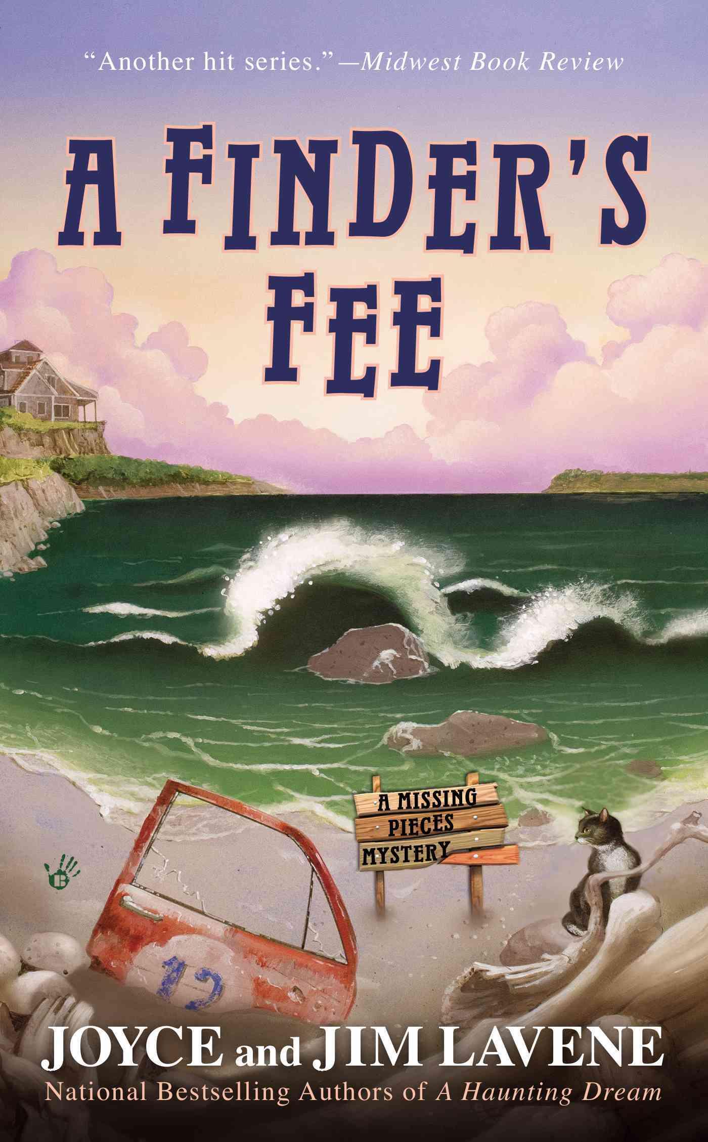 A Finder's Fee By Lavene, Joyce/ Lavene, Jim